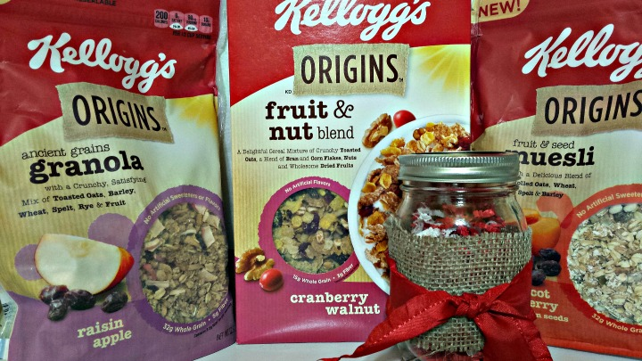 Kellogg's Gift Basket giveaway (ends 6/28)