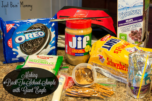 Making #BackToSchoolSimple with Giant Eagle