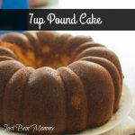 Using Walmart Grocery and a recipe: 7up Pound Cake