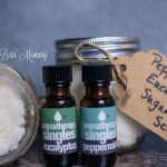 DIY Scented Sugar Scrub