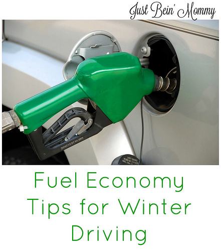 Fuel Economy Tips for winter driving