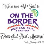 Celebrate the Big Game with On The Border Mexican Grill & Cantina