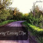Some Spring Driving Tips