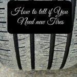 Do you need new Tires?