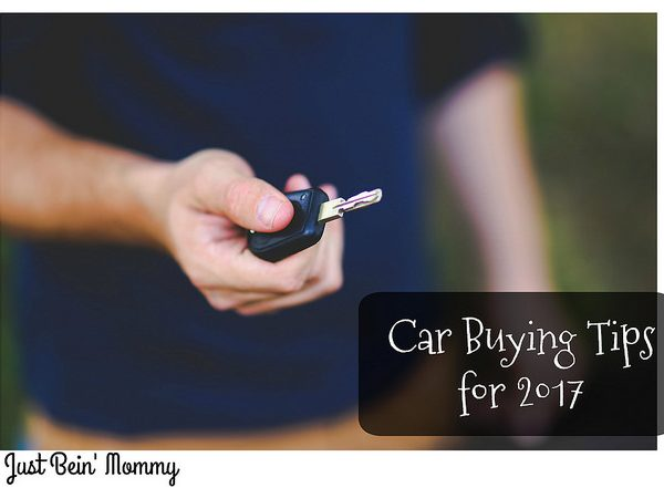 Car Buying Tips for 2017