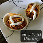 Recipe: Burrito Stuffed mini Tacos