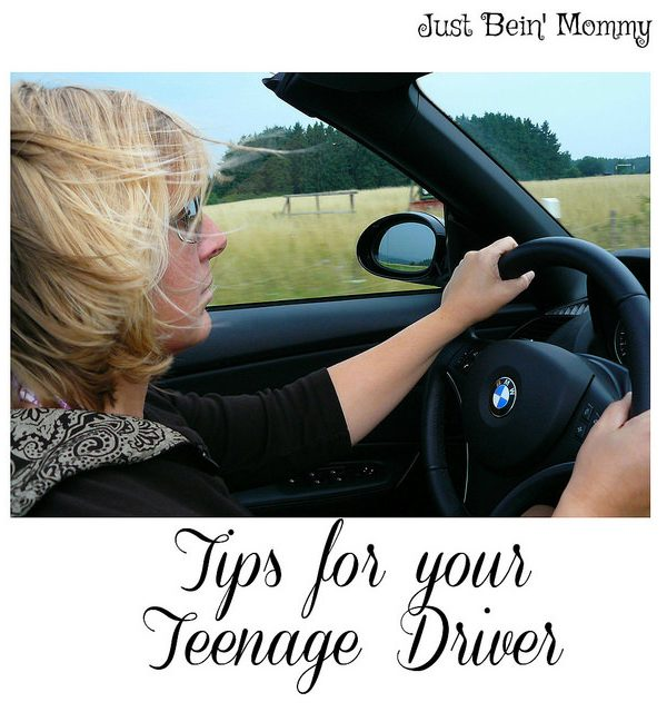 Tips for your Teenage Driver