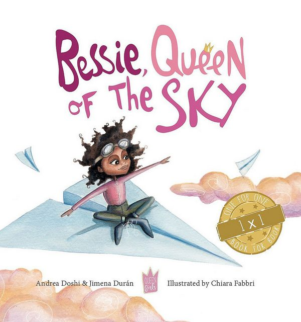 Bessie, Queen of the Sky {Queen Girls}