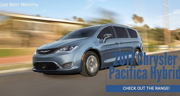 Chrysler Pacifica is a Hybrid