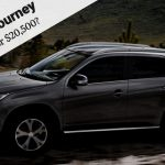 Take a look at the new Dodge Journey