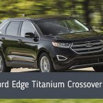 Don't miss the 2018 Ford Edge Titanium Crossover
