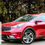 Have you seen the Kia Niro?