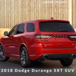 Taking a look inside the 2018 Dodge Durango