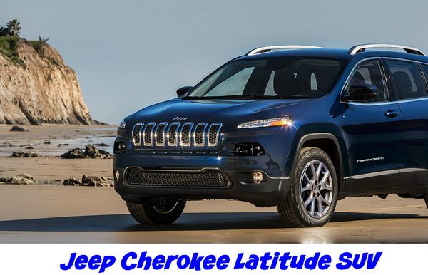 Overview of the new Jeep Cherokee Latitude SUV