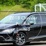 The new 2018 Chrysler Pacifica Limited