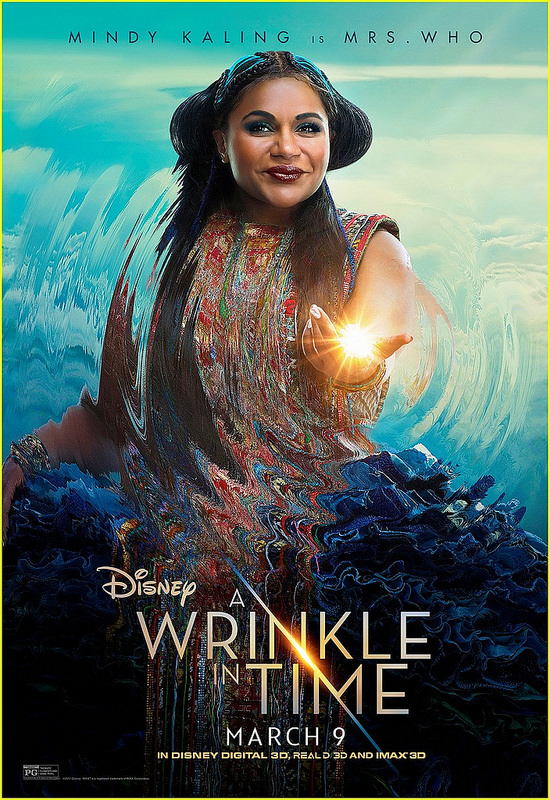 A Wrinkle in Time: Mom Approved!
