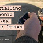 DIY: Installing a Genie® Garage Door Opener