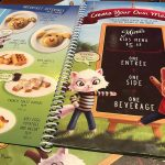 New Kids Menu at Mimi's Cafe!