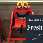 Fresh Beef available at McDonald's!