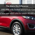 Have you seen the Metro Kia Difference?