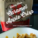 Easy Gluten-Free Caramel Apple Crisp