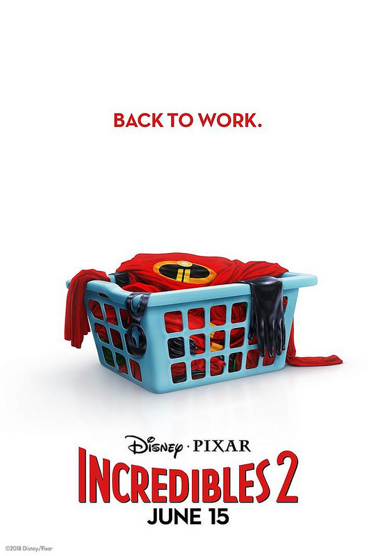 Incredibles 2, Finally!