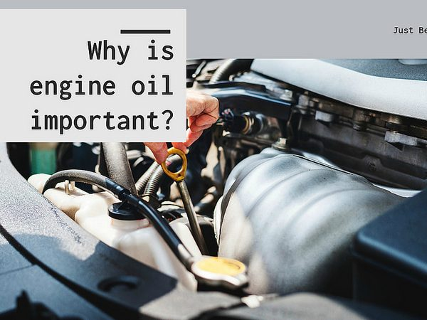 Why is engine oil important?