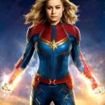 Captain Marvel in theaters today! (3/8) #CaptainMarvel