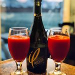 Frozen Strawberry Prosecco