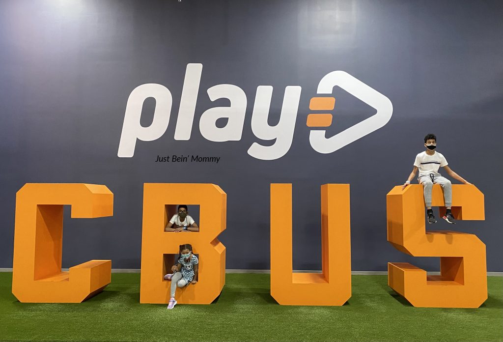Play: Cbus sign