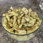 Easy Meal with Barilla Pesto